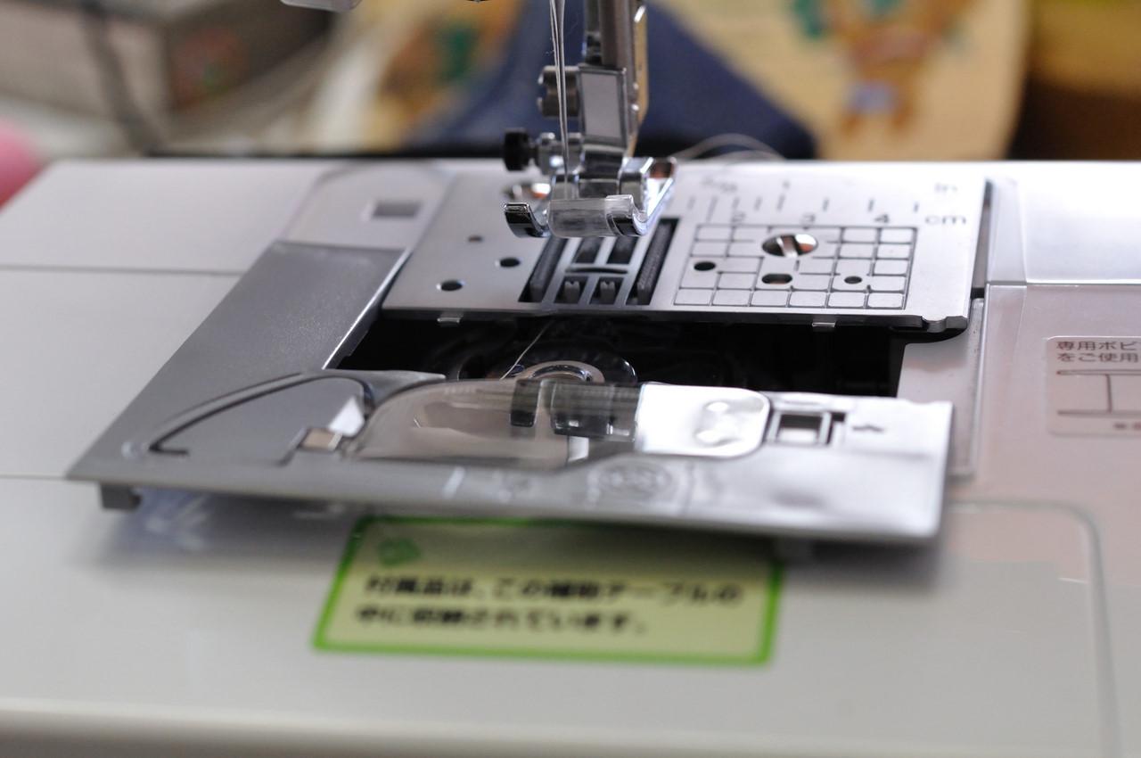 MS201の針板4