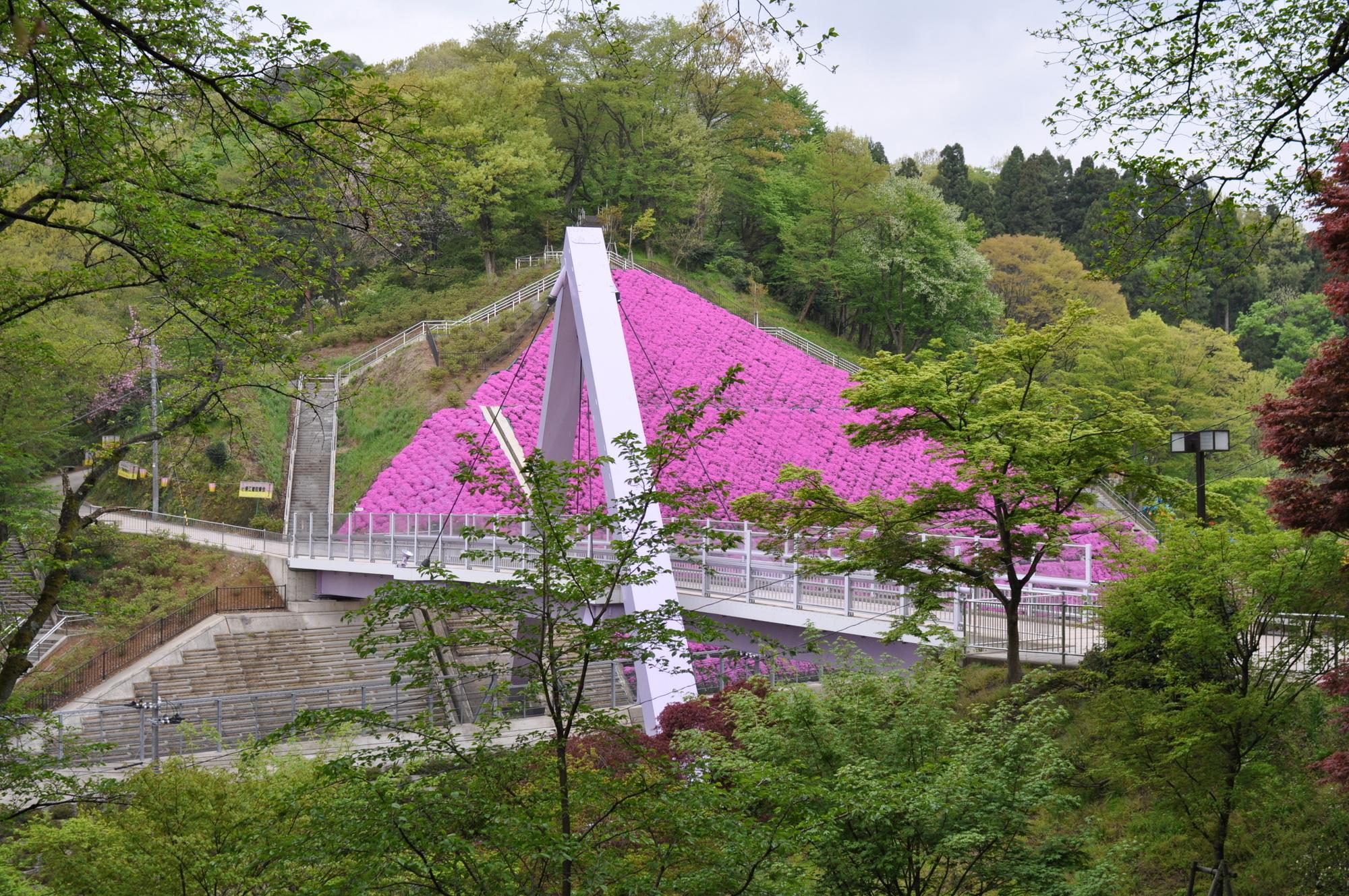 4月30日の西山橋