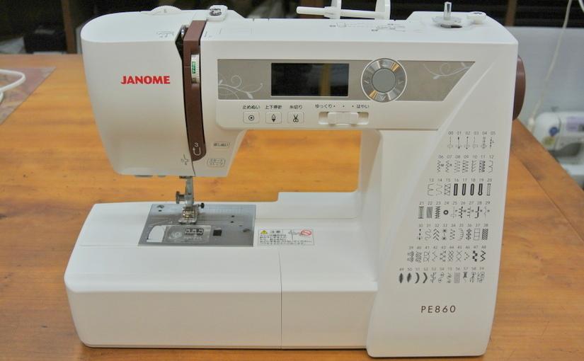 ジャノメ PE860
